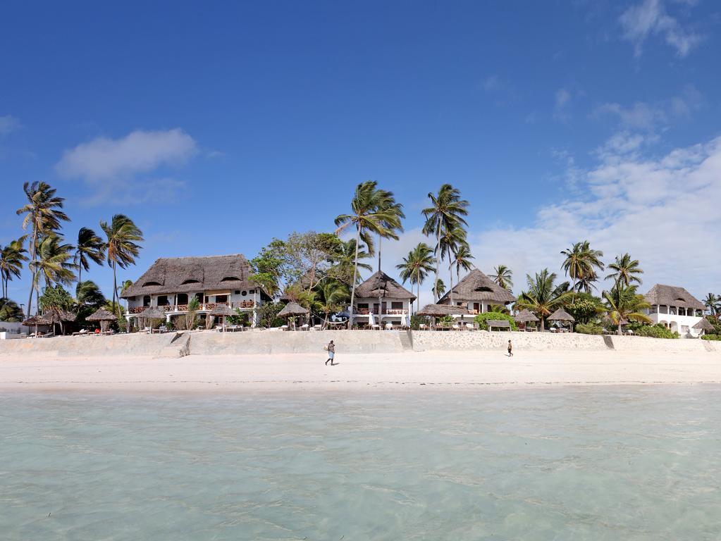 Hotéis recomendados em Zanzibar jambiani