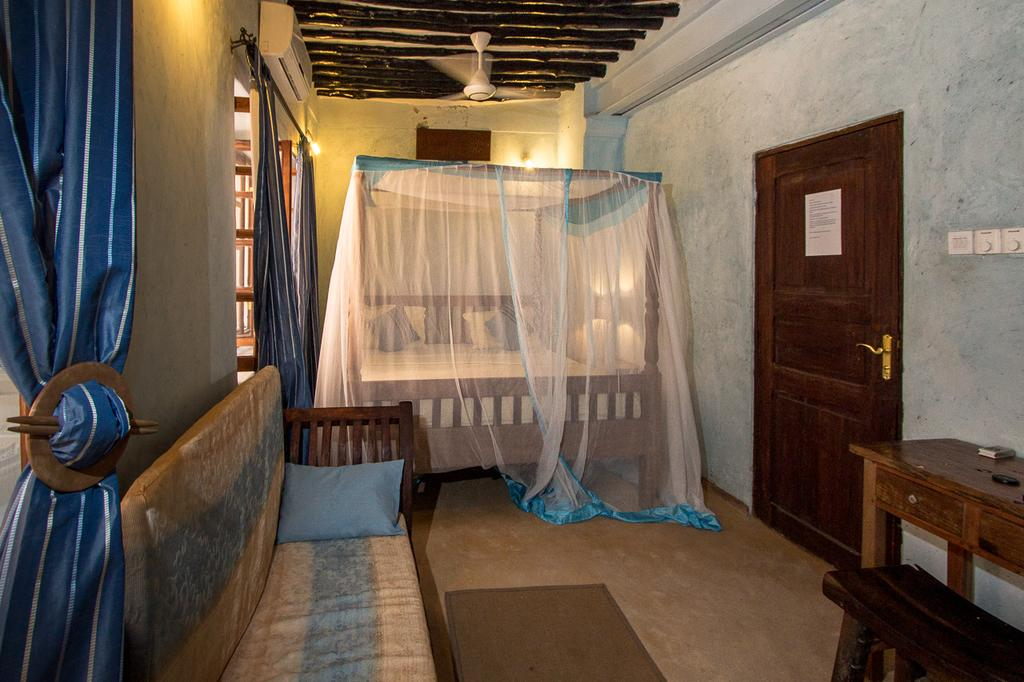 Hotéis na Cidade de Pedra de Zanzibar