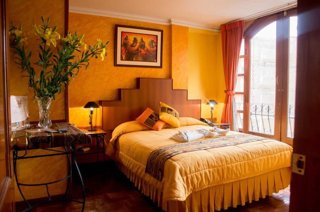 hotéis em la paz bolívia