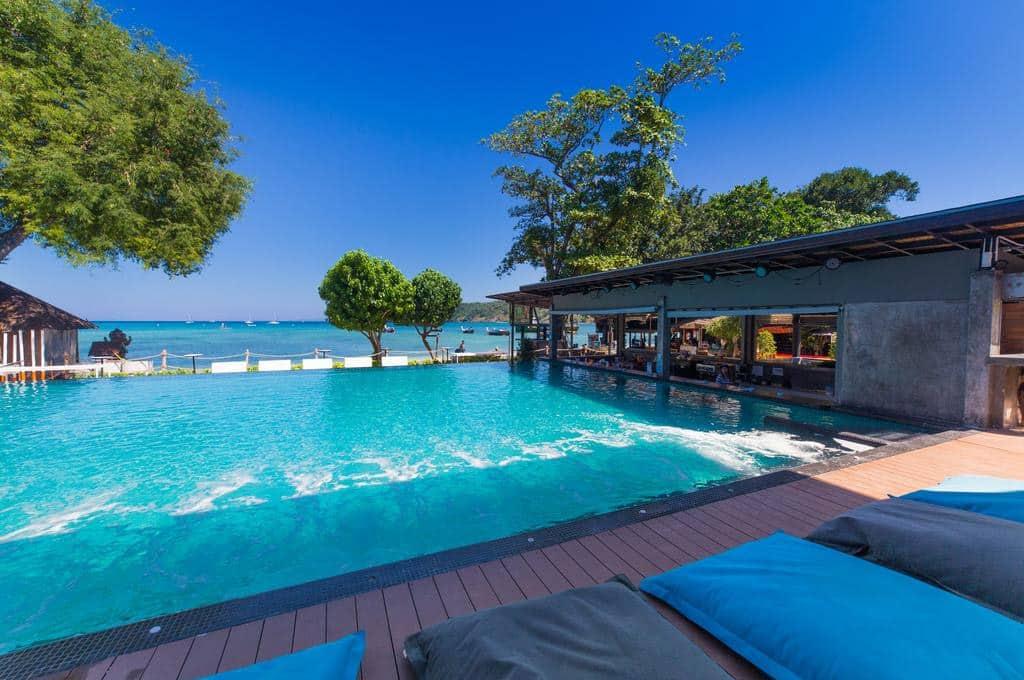 hoteis tailandia