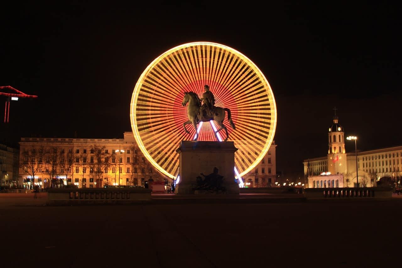 Fotos da França lyon