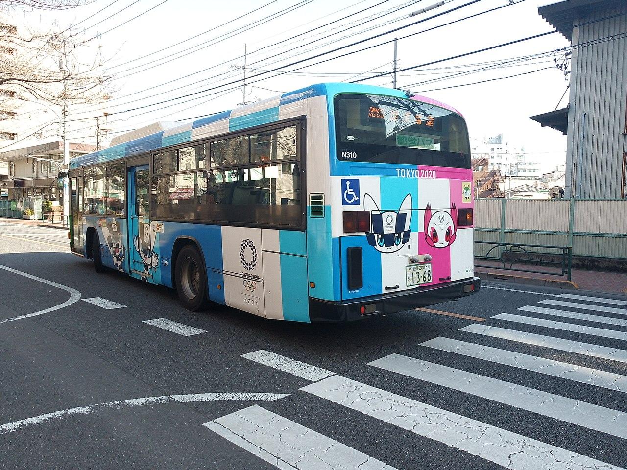 mascote olimpíadas em tokyo
