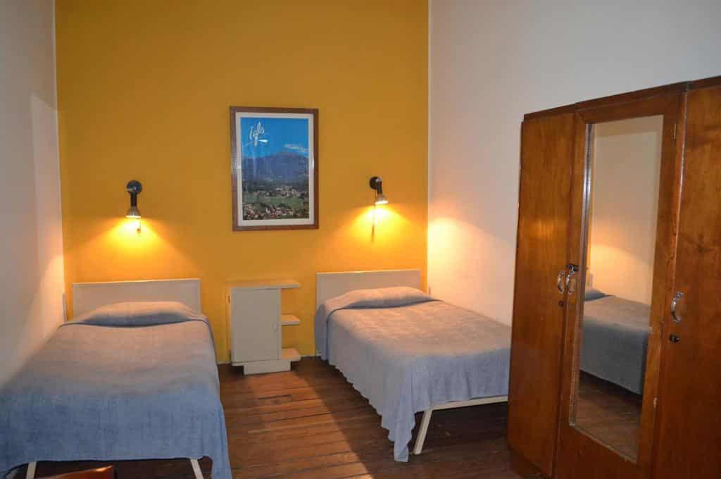 hotel austria la paz
