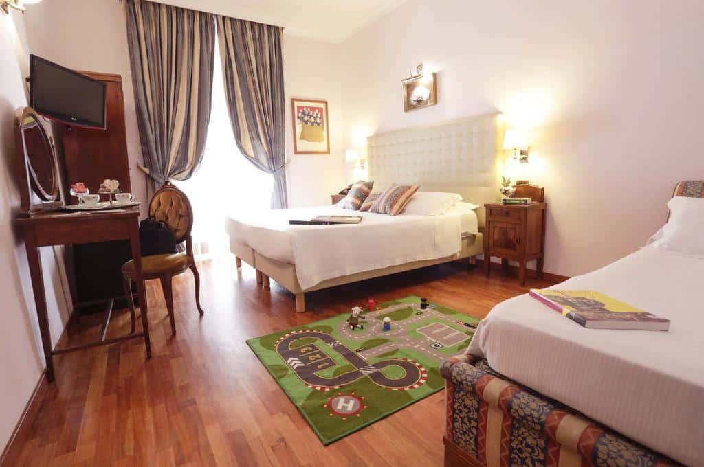 hotéis em roma italia