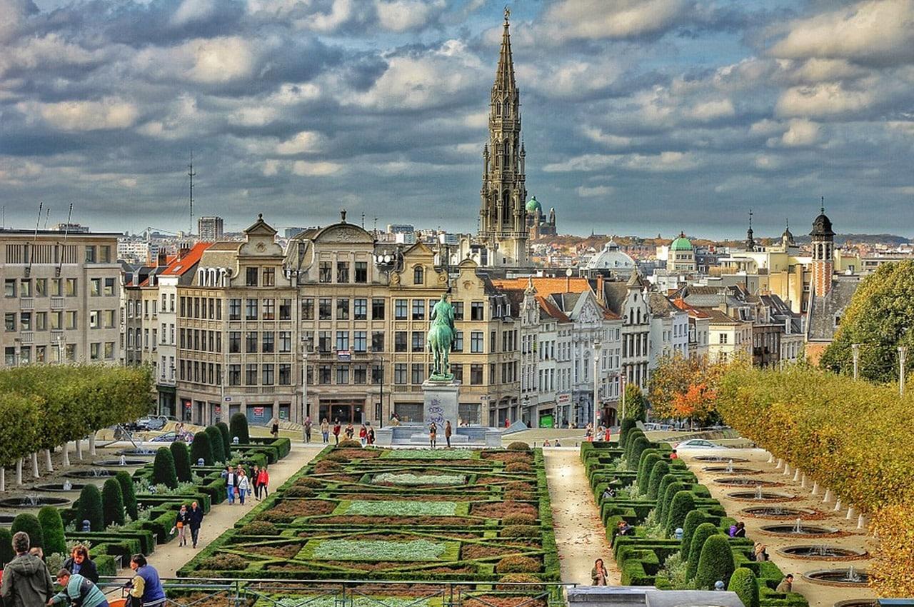 pontos turisticos de Bruxelas