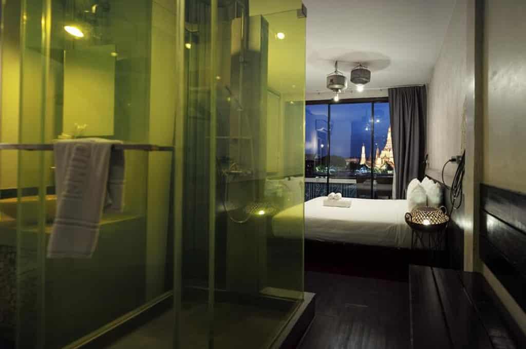 hotel bangkok wat pho