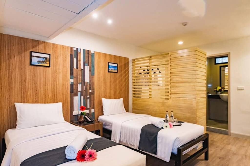 hotéis khaosan bangkok