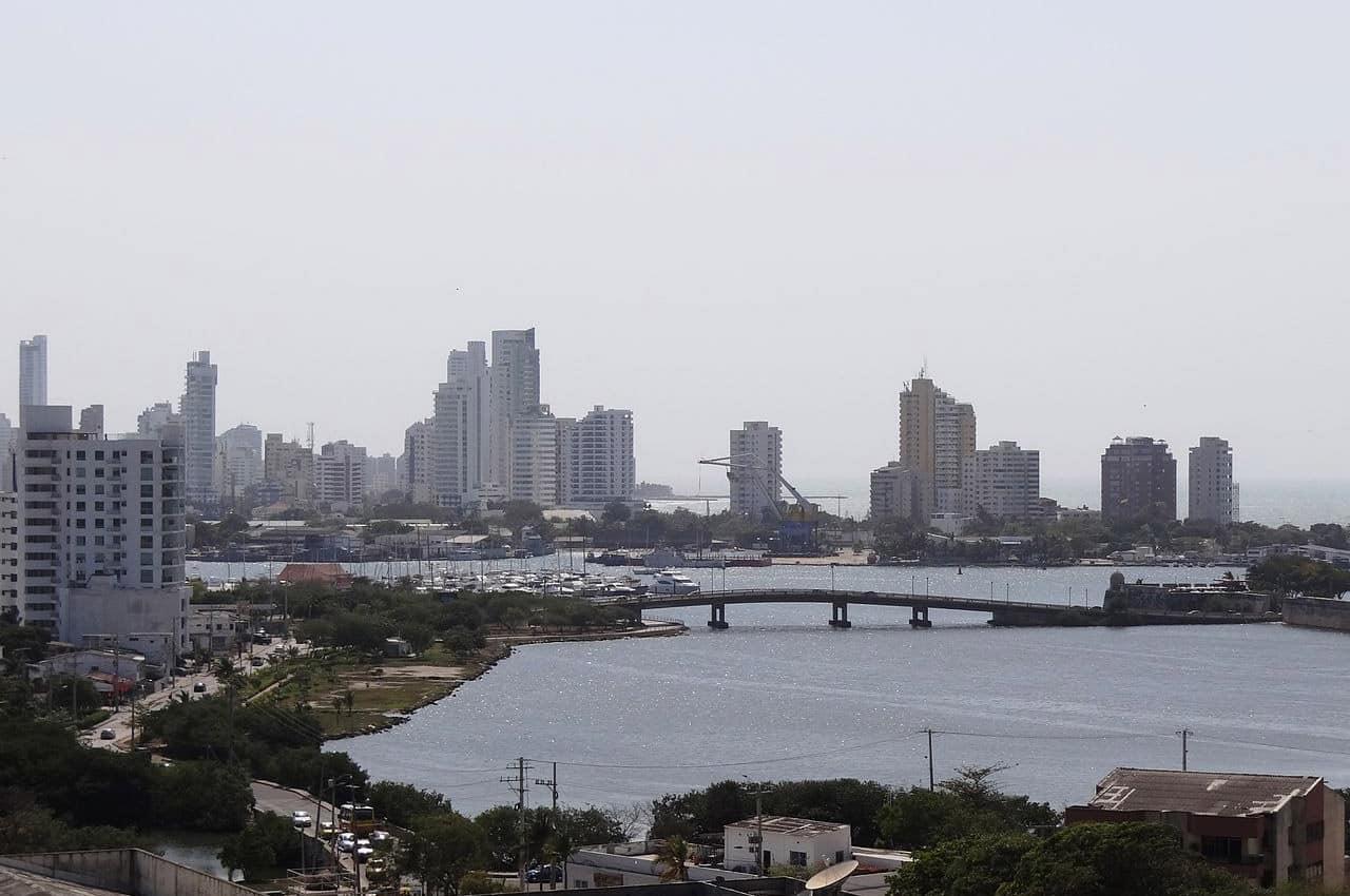 bairros em Cartagena