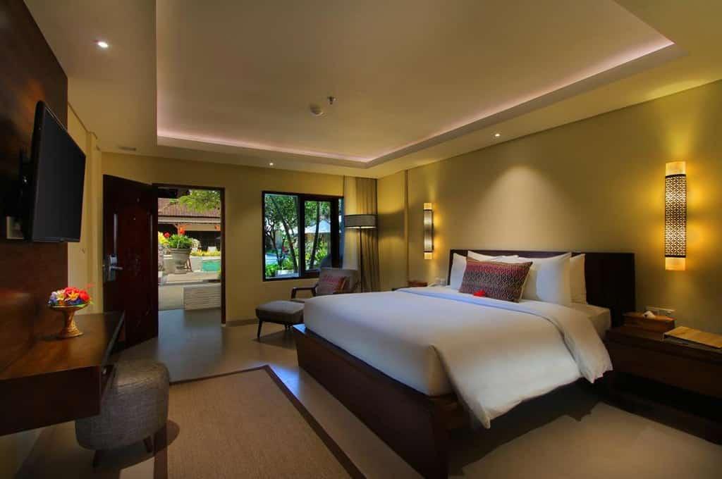 melhores hotéis em kuta