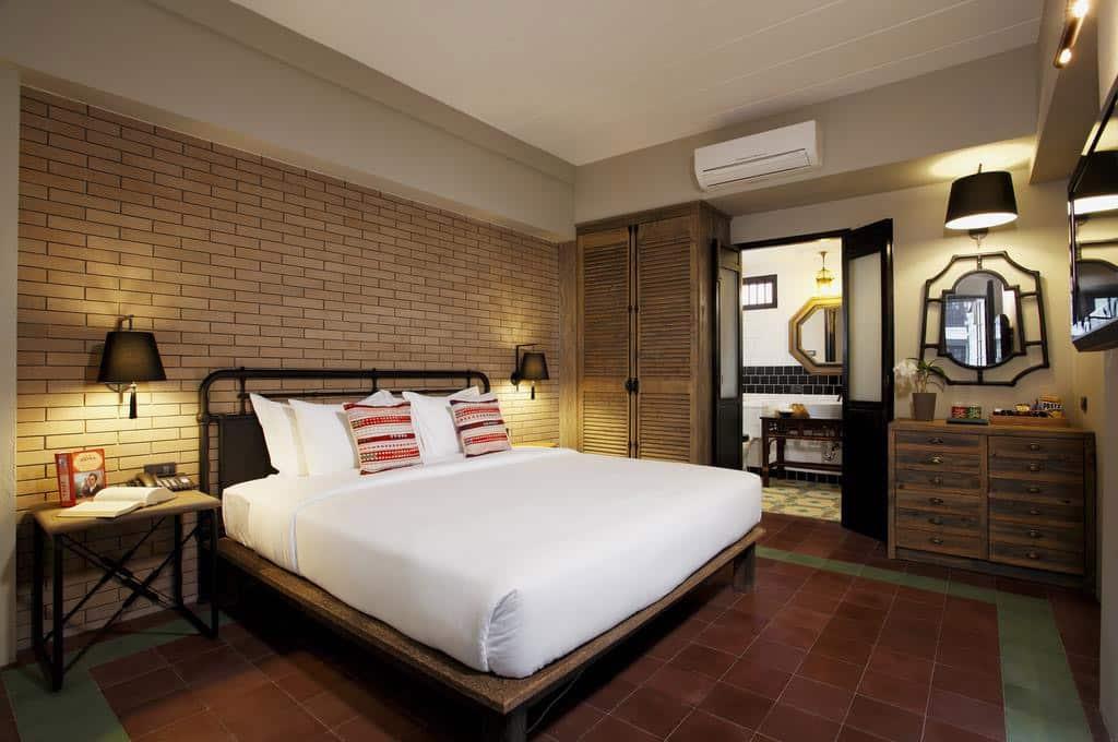 hotéis em bangkok khaosan