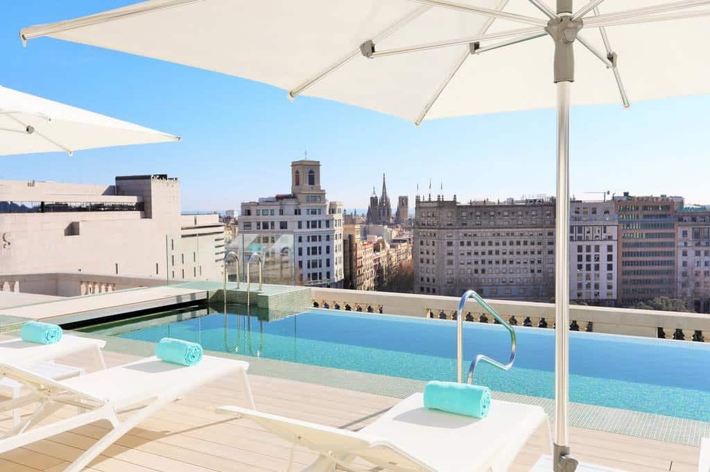 hoteis em barcelona perto das ramblas