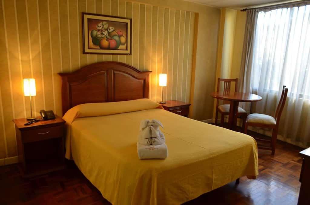 melhor hotel em la paz