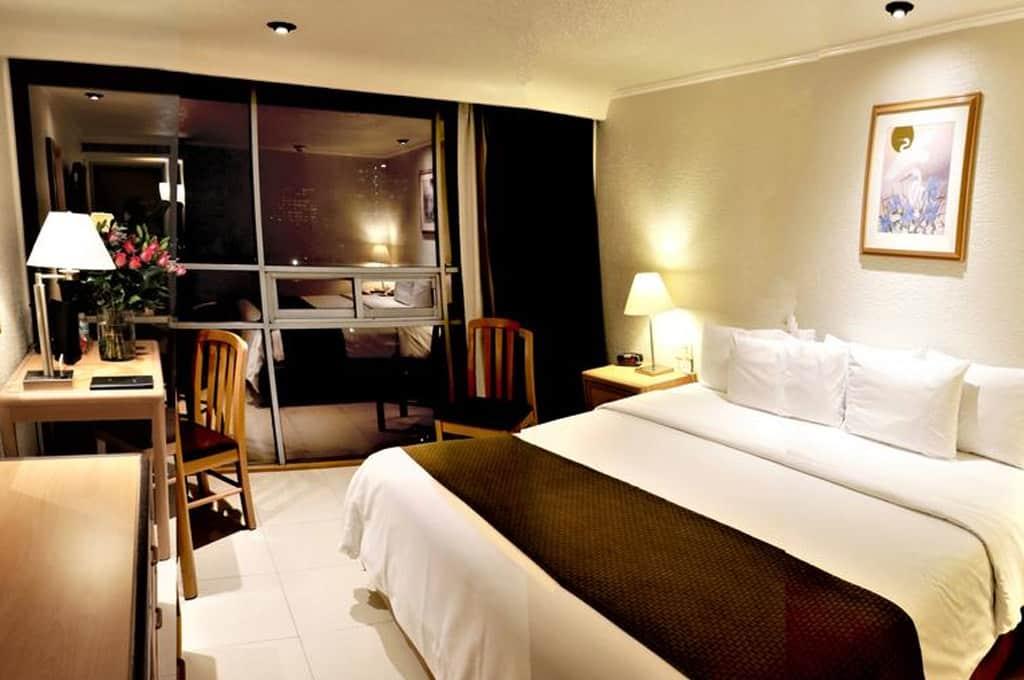 hotel pf cidade do mexico
