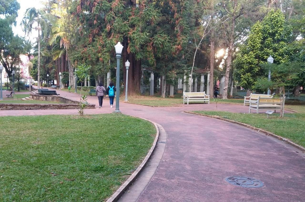 parques em poços de caldas