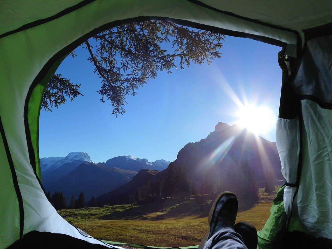 camping selvagem em sp