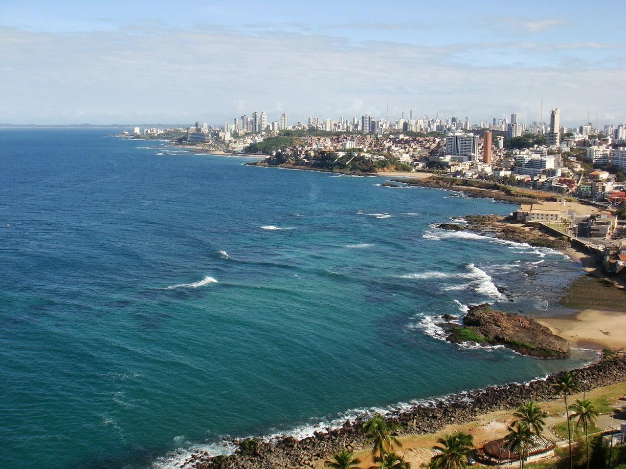 Pontos turísticos de Salvador Rio Vermelho