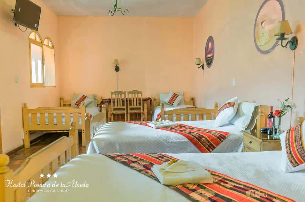melhores hostels la paz