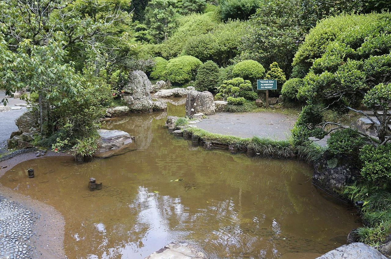 recanto japonês poços de Caldas