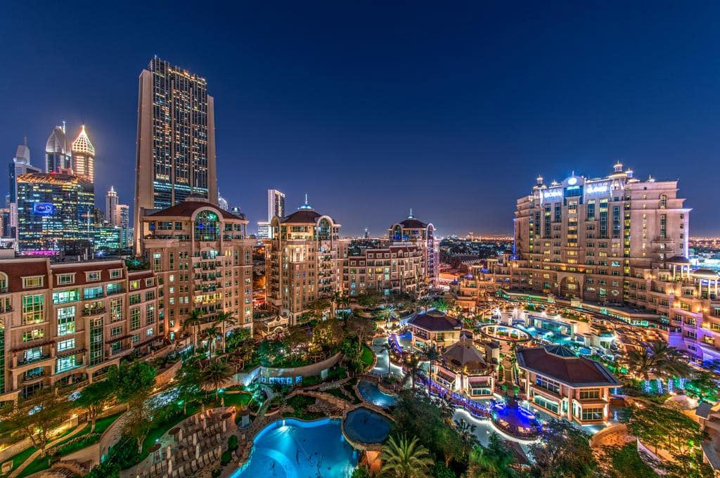 Dubai melhores hoteis