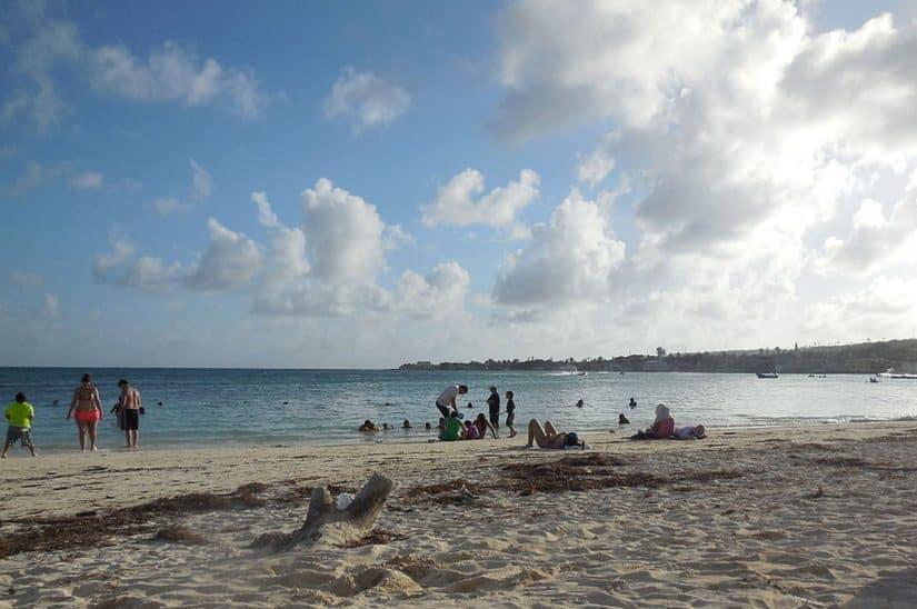 san andres praias