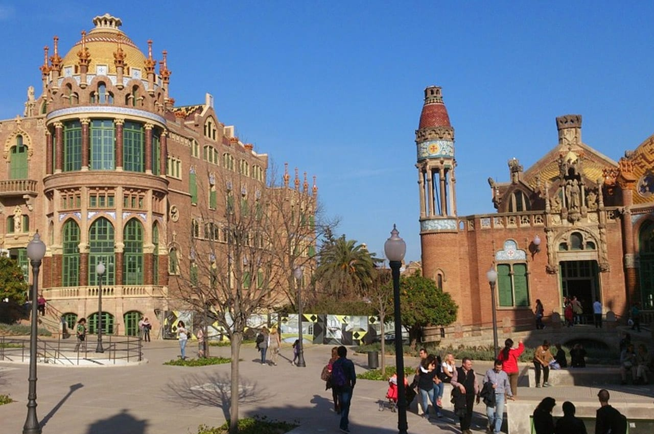 barcelona arquitetura