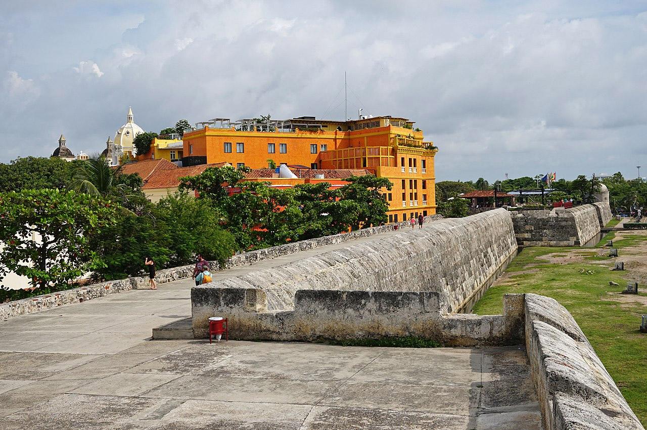 muralha cartagena