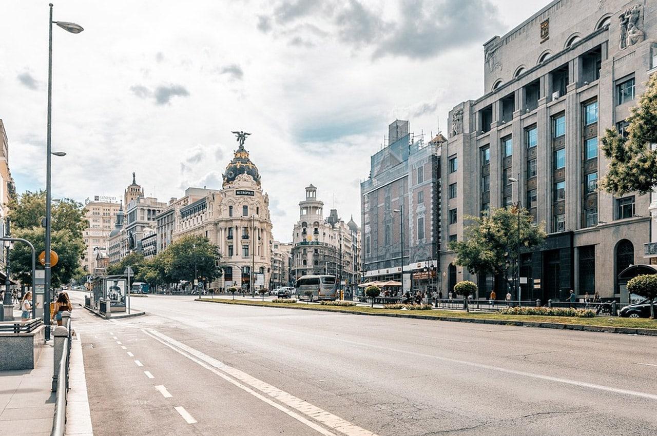 Ver jogos em Madrid
