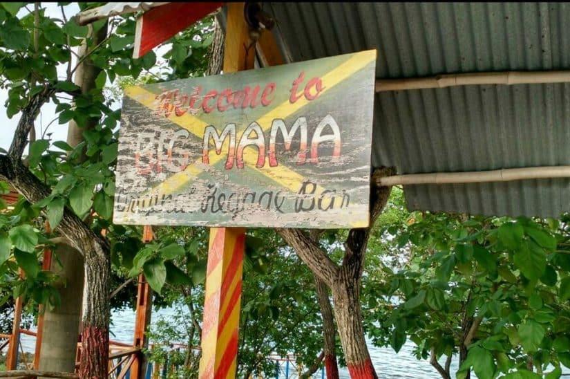 reggae bar san andres