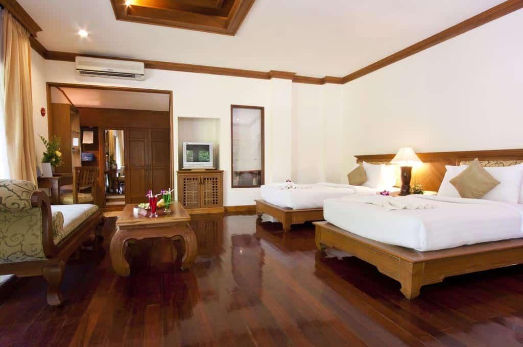 melhores hoteis tailandia
