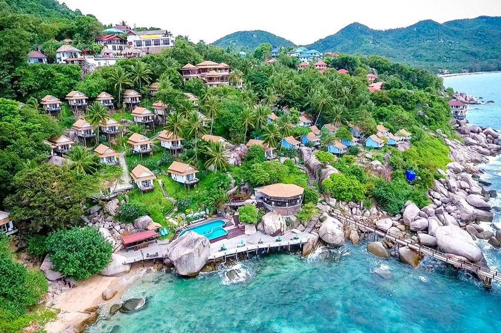 hoteis da tailandia