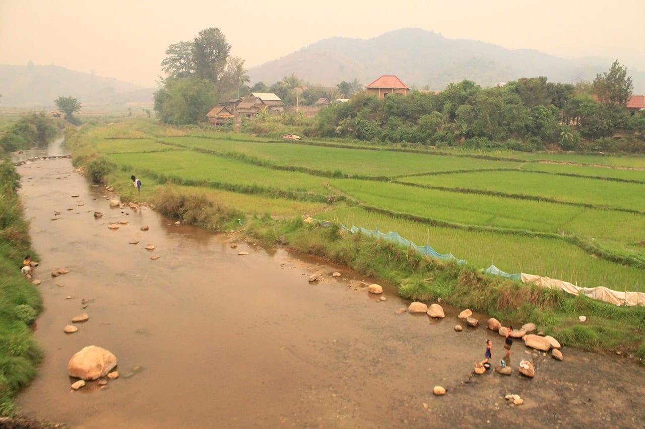 Interior do Laos