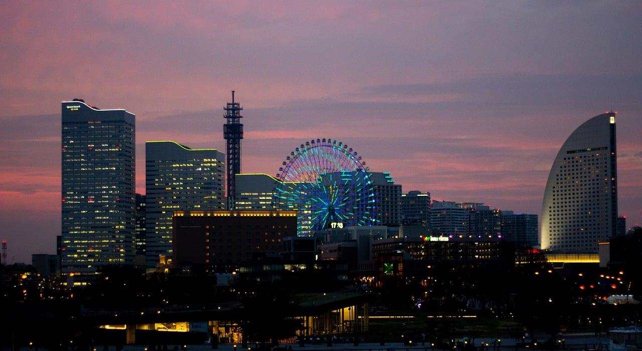 cidades perto de tokyo