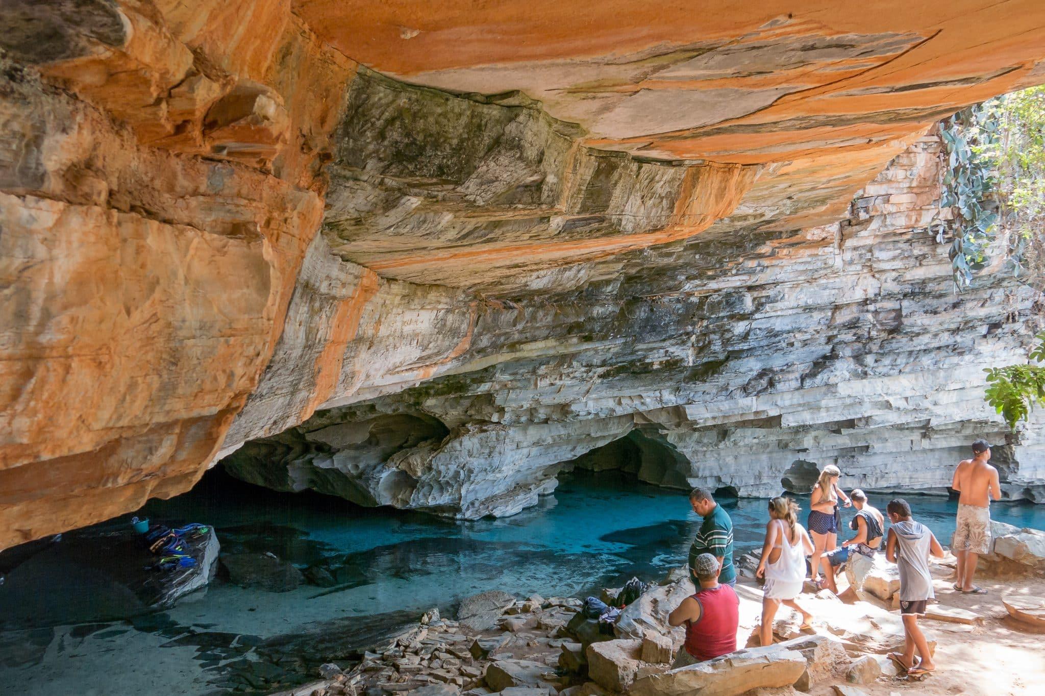 gruta da Pratinha dicas