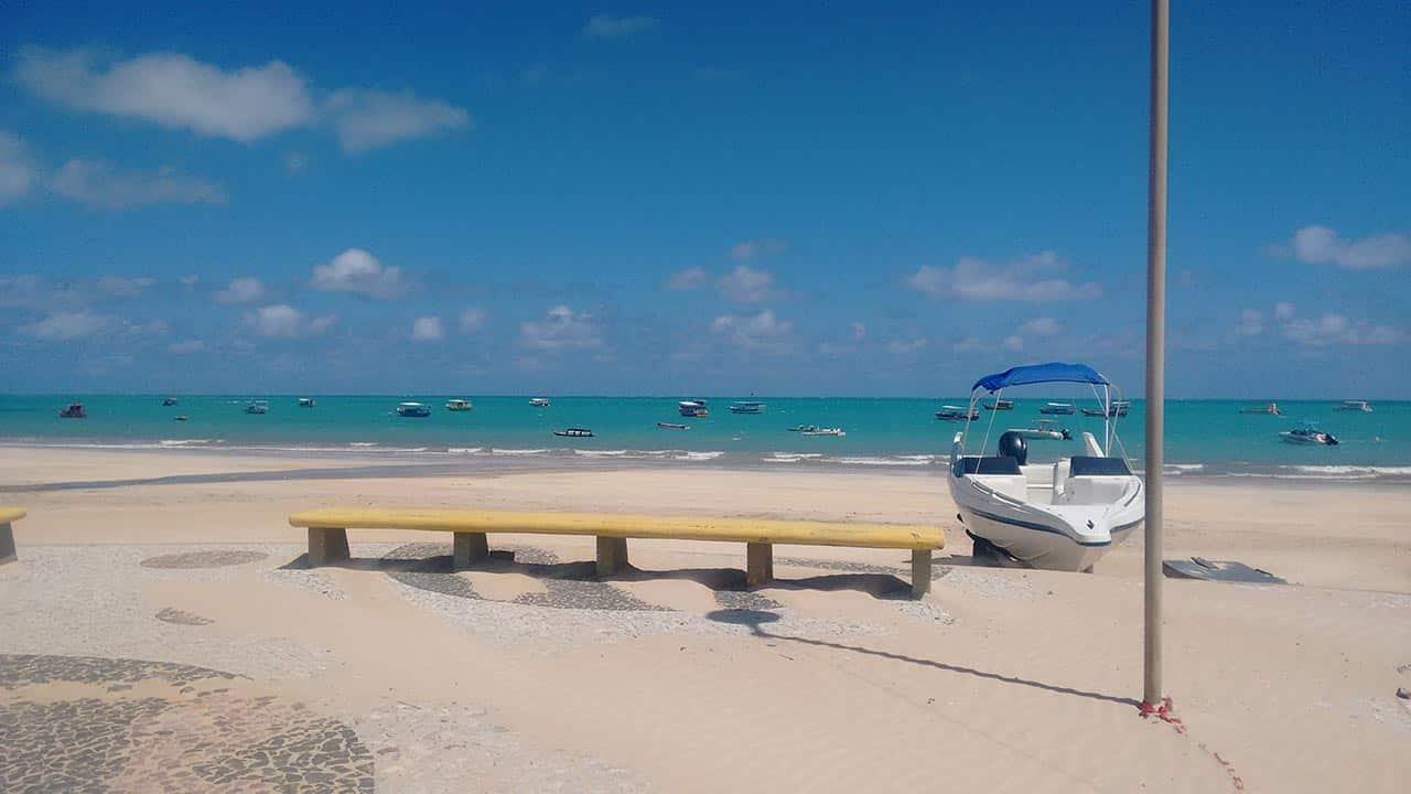 fotos de Maragogi praia central
