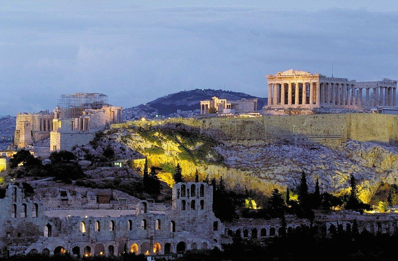 Turismo em Atenas