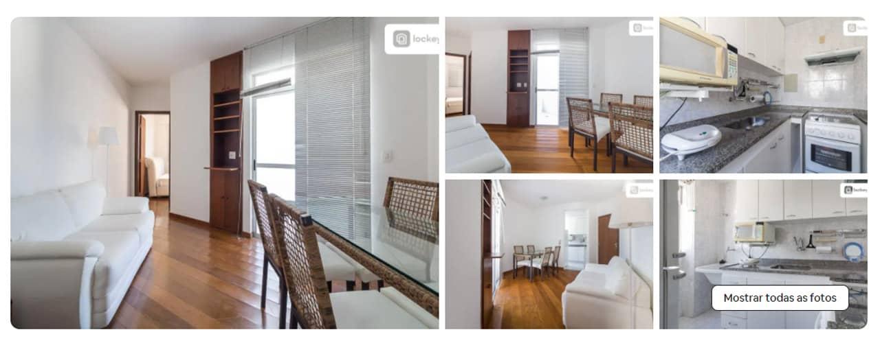 airbnb bh savassi
