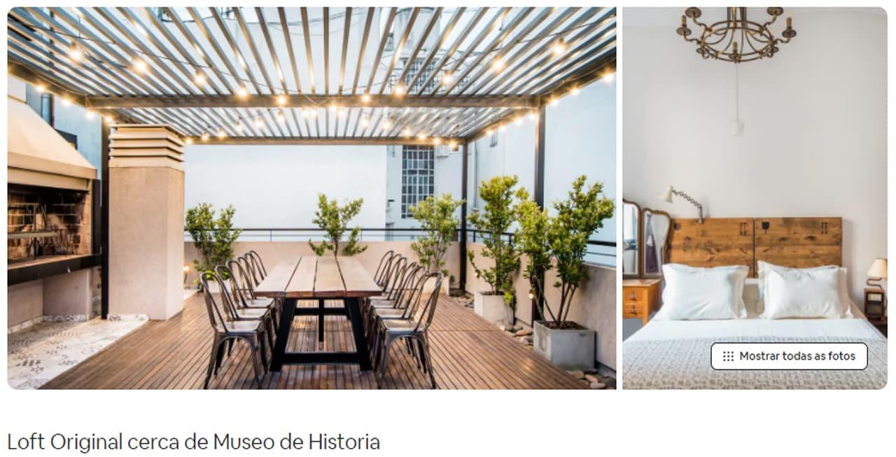 Airbnb Buenos Aires Centro