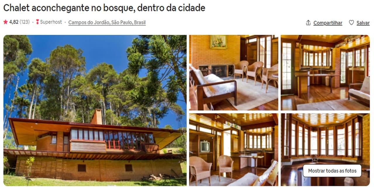 airbnb monte verde