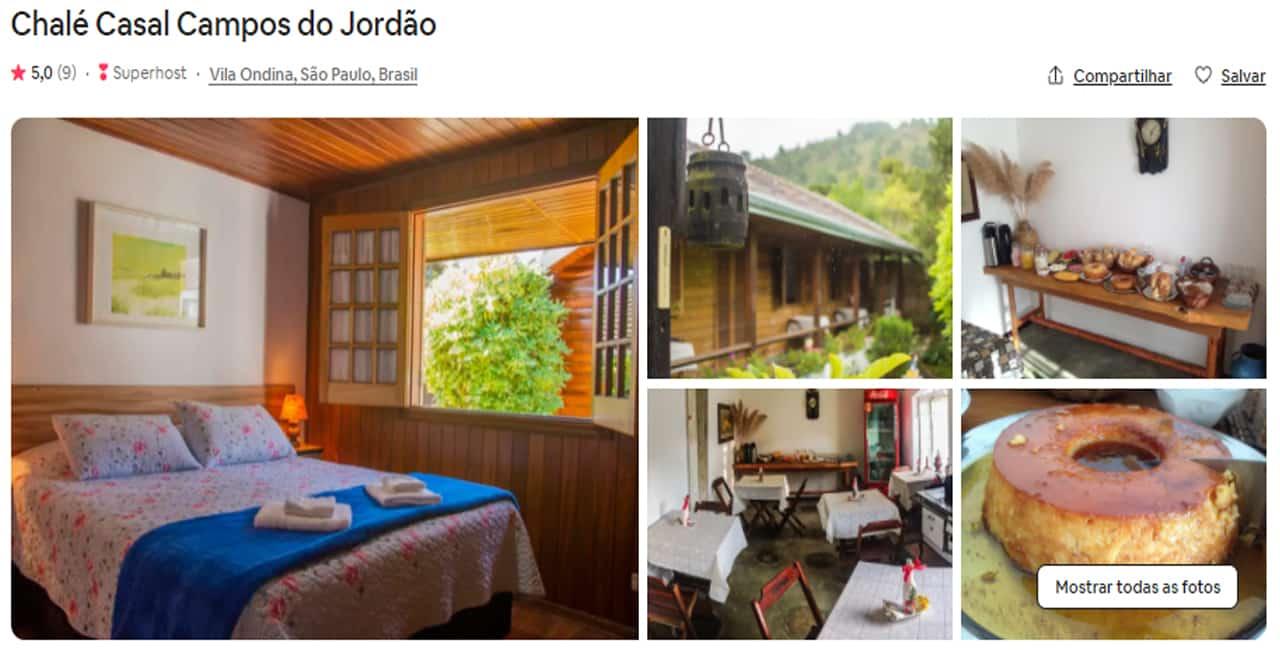 airbnb campos do jordão sobre as nuvens