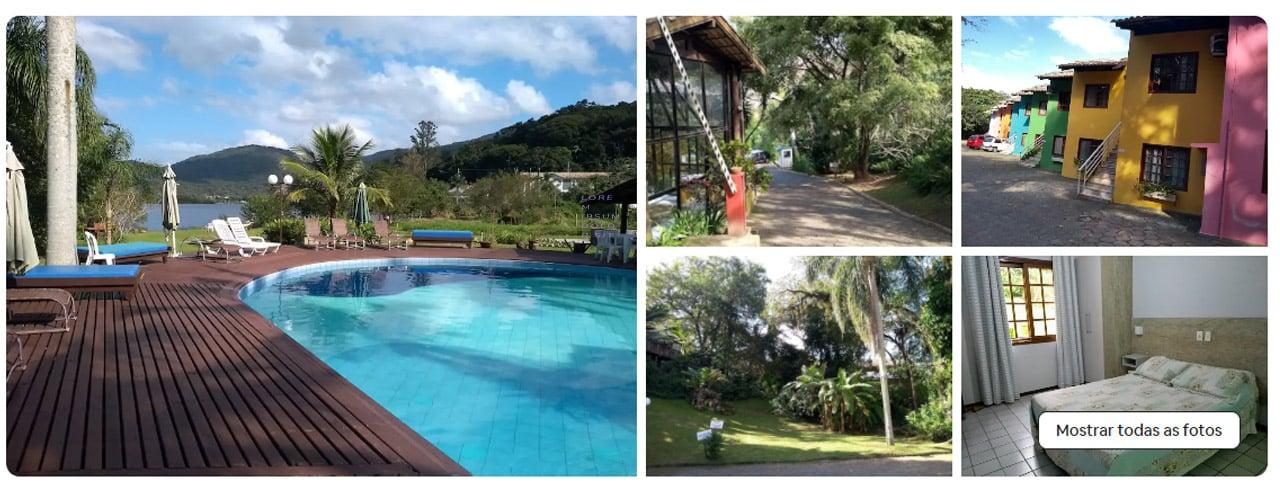 hospedagem com piscina Florianópolis