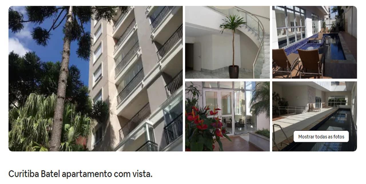 Airbnb Curitiba