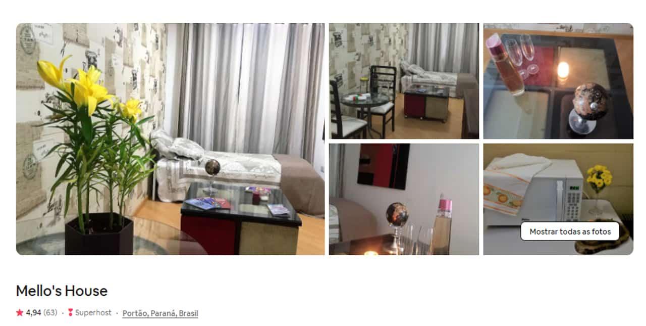 accommodation in parana