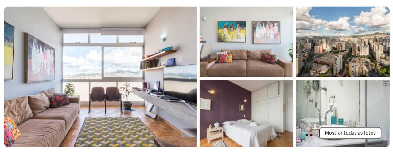 Airbnb BH centro