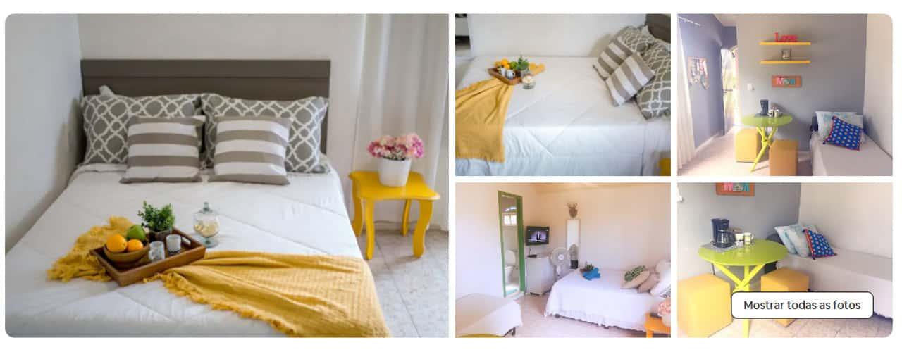 Lugar para ficar na Vila Caranga