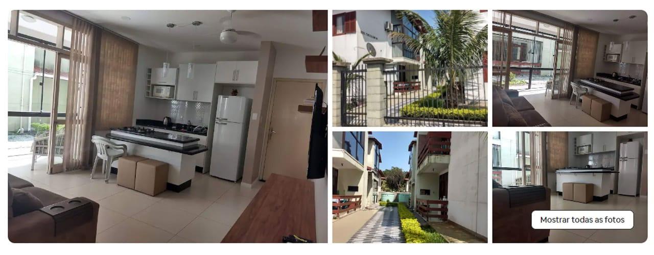 apartamento Airbnb Florianópolis