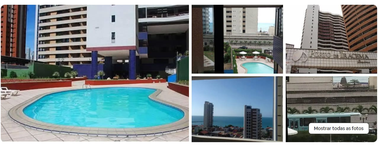 airbnb Fortaleza Meireles