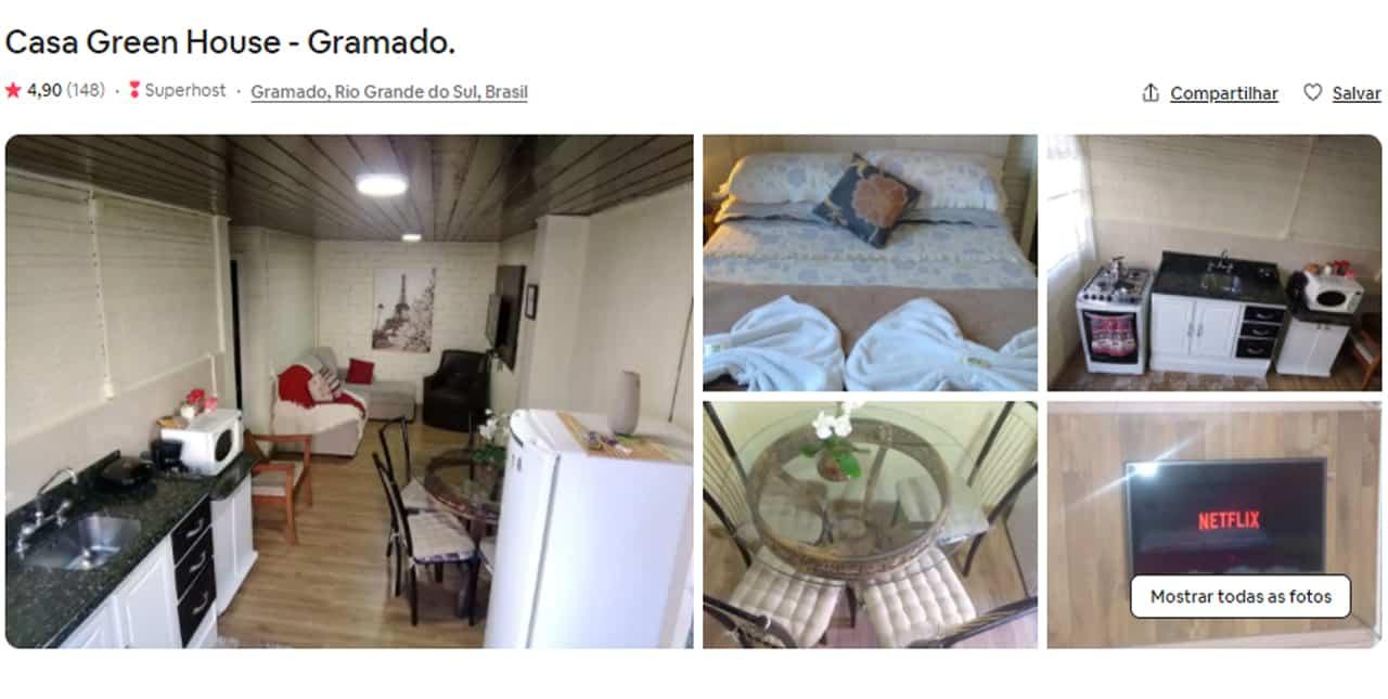 Airbnb Gramado