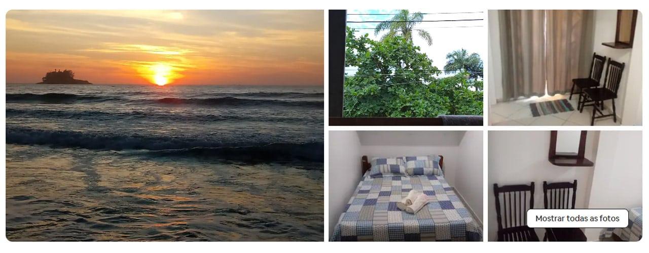 airbnb Guarujá perto do sofitel