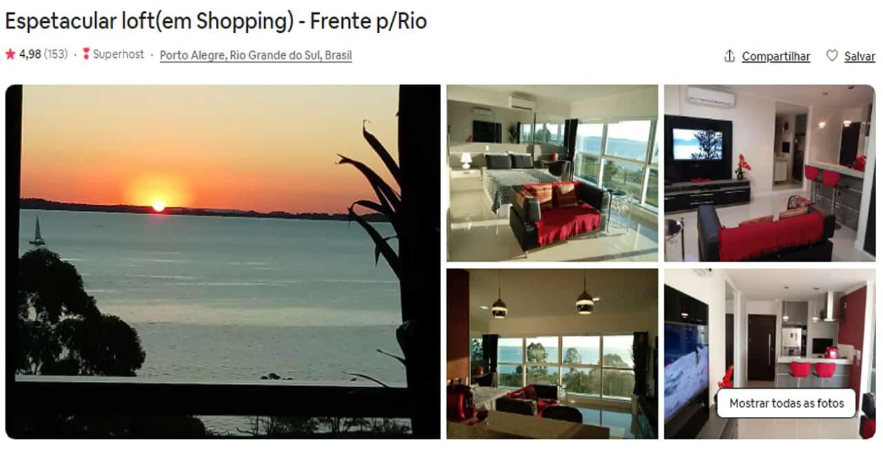 Airbnb Rio Grande do Sul