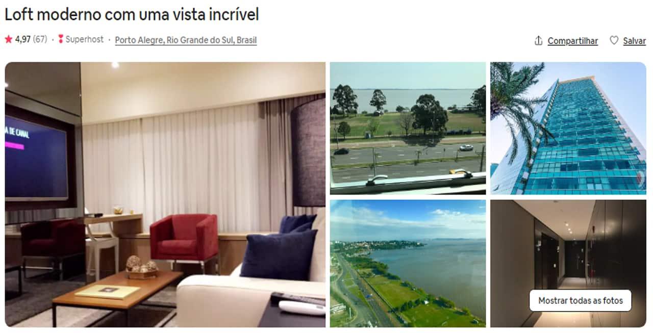 Airbnb Porto Alegre cavalhada